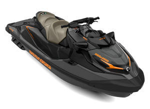 Sea-Doo GTX STD 230 Eclipse Black & Orange Crush 2022