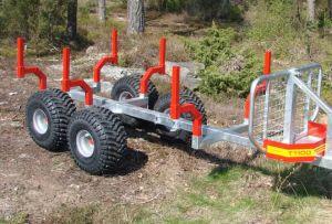 Kranman Timmervagn T1100