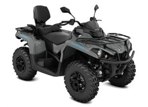 Can-Am Outlander MAX DPS T 450 Granite Gray T3B - ABS 2022