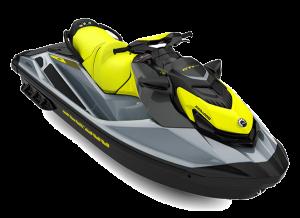 Sea-Doo GTI SE 170 Neon Yellow & Ice Metal 2022