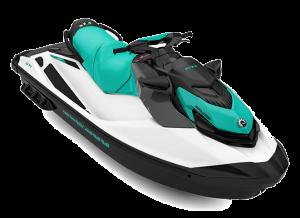 Sea-Doo GTI STD 130 White & Reef Blue 2022