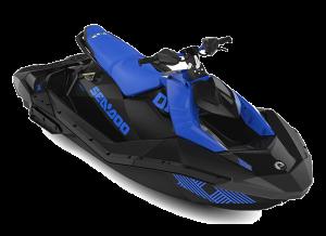 Sea-Doo SPARK 3up IBR Trixx 90 Dazzling Blue / Deep Black 2022