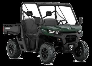 Can-Am Traxter XU T HD7 Tundra Green T1B - 60km/h 2022