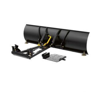 Can-Am Plogpaket ProMount 152cm stål svart
