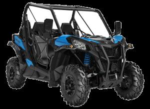 Can-Am Maverick Trail DPS T 700 Octane Blue T2B - ABS 2022