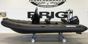 BRIG Navigator 570P - Mercury 80hp
