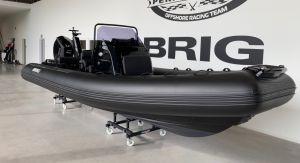 BRIG Eagle 6.7 - Mercury 175hp V6