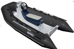 BRIG Falcon 300S - Mercury 20hp