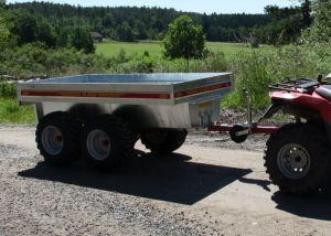 Kranman Transportvagn FL400