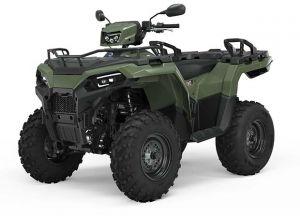 Polaris Sportsman 570 EPS Sage Green 2021 Ter.