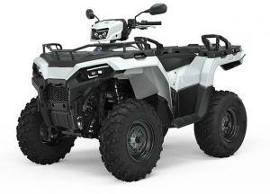 Polaris Sportsman 570 EPS White 2021 Ter.