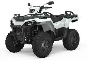 Polaris Sportsman 570 White 2021 Tr B