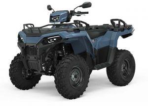 Polaris Sportsman 570 EPS Zenith Blue 2021 Tr B