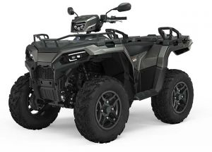 Polaris Sportsman 570 EPS SP Titanium Metallic 2021 Tr B