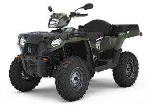 Polaris Sportsman X2 570 EPS Sage Green 2021 Ter.