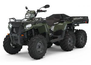 Polaris Sportsman 6x6 570 EPS Sage Green 2021 Tr B