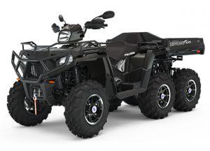 Polaris Sportsman 6x6 570 EPS Stealth Black 2021 Tr B