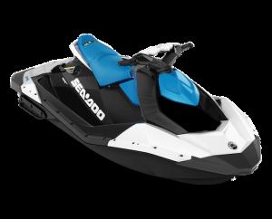 Sea-Doo SPARK 2up STD 60 Vit / Blå 2020