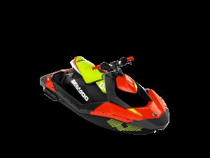 Sea-Doo SPARK 2up IBR Trixx 90 Röd / Grön 2020