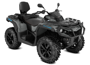 Can-Am Outlander MAX DPS T 1000 2021 Granit Gray T3B