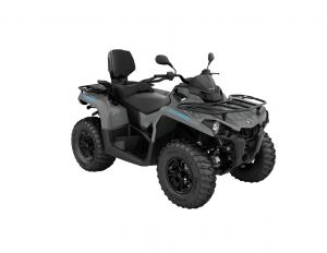 Can-Am Outlander MAX DPS T 450 2021 Granit Gray T3B