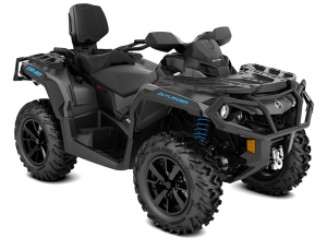 Can-Am Outlander MAX XT T 650 2021 Iron Gray & Octane Blue T3B