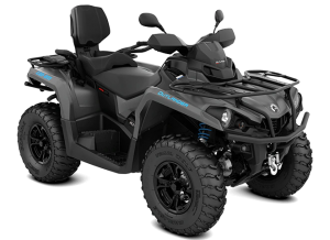 Can-Am Outlander MAX XT T 570 2021 Iron Gray & Octane Blue T3B