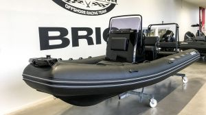 BRIG Navigator 610P - Mercury 115hp PRO XS