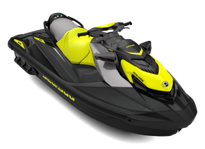 Sea-Doo GTR STD 230 Eclipse Black & Neon Yellow 2021