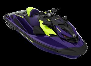 Sea-Doo RXP X RS Audio 300 Premium Midnight Purple 2021