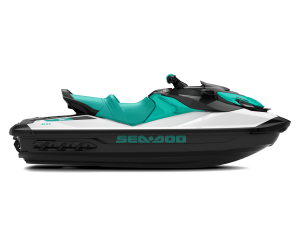 Sea-Doo GTI STD 130 White & Reef Blue 2021