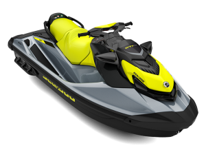 Sea-Doo GTI SE 170 Neon Yellow & Ice Metal 2021