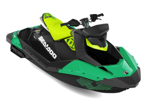 Sea-Doo SPARK 2up IBR Trixx 90 Quetzal & Manta Green 2021