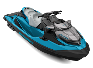 Sea-Doo GTX STD 170 Beach Blue Metallic & Lava Grey 2021