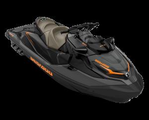 Sea-Doo GTX STD Audio 230 Eclipse Black & Orange 2021