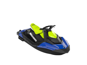 Sea-Doo SPARK 2up IBR STD 90 Dazzling Blue & Manta Green 2021