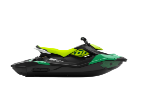 Sea-Doo SPARK 3up IBR Trixx 90 Quetzal & Manta Green 2021
