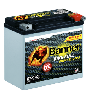 Banner Batteri Sea-Doo / Can-Am AGM PRO ETX20L