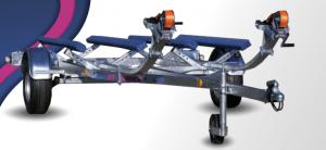 Jetloader dubbel EU LED 80km/h