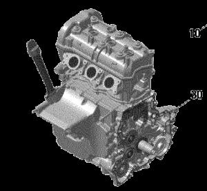 Sea-Doo Spark HO 903 Motor