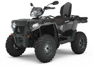Polaris Sportsman Touring 570 EPS Traktor B Titanium Metallic 2022